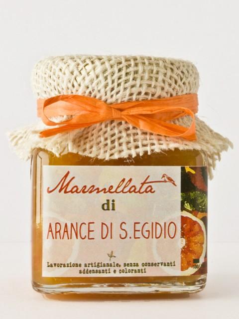 Marmellata di arance di S. Egidio