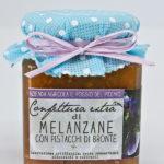 confettura-artigianale-extra-di-melanzane-con-i-pistacchi-di-Bronte-Il-poggio-del-picchio