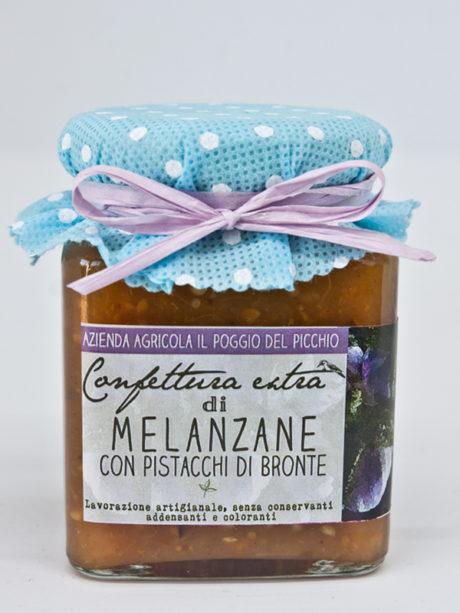 confettura-artigianale-di-melanzane-con-i-pistacchi-di-Bronte-Il-poggio-del-picchio
