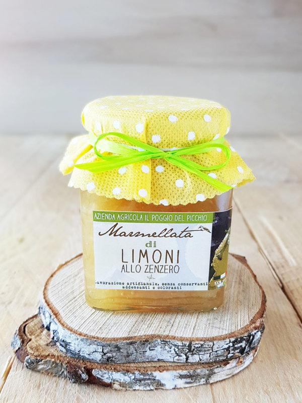 marmellata-artigianale-di-limoni-allo-zenzero-il-poggio-del-picchio