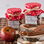 confettura extra artigianale di mele annurche alla cannella- Il Poggio del Picchio