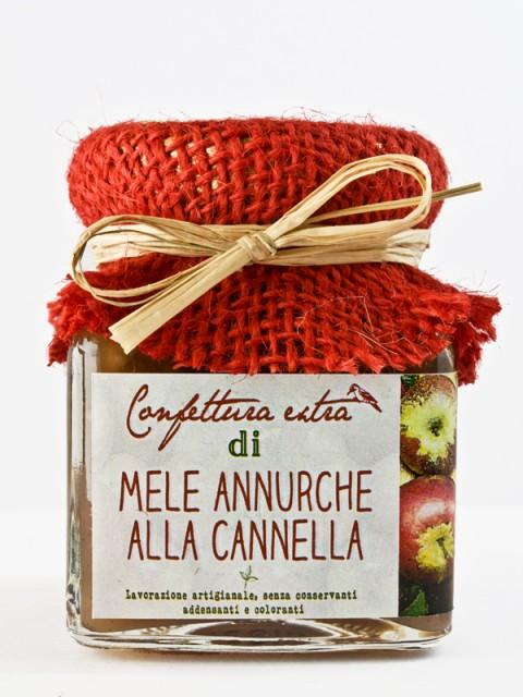 confettura extra di mele annurche alla cannella - Il Poggio del Picchio