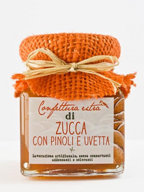 zucca con pinoli e uvetta_110