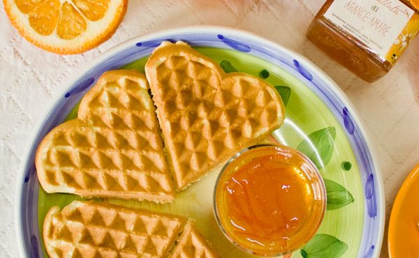 waffle le ricette del poggio del picchio