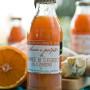 succo e polpa di arancia allo zenzero - Il Poggio del Picchio