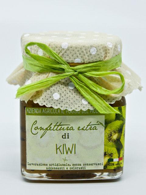confettura extra di Kiwi artigianale - Il Poggio del Picchio