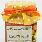 marmellata artigianale di agrumi misti - Il poggio del picchio
