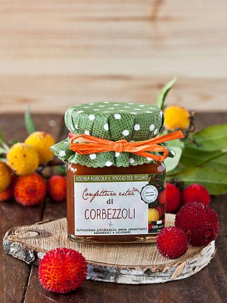 confettura-extra-di-corbezzoli – Il Poggio del Picchio