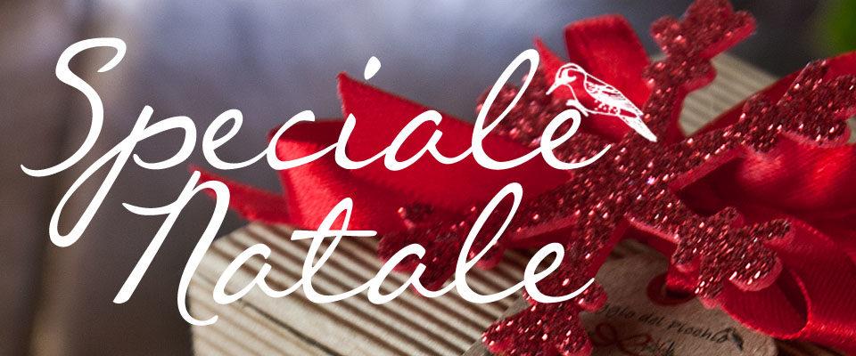 speciale confezioni regalo Natale - Il Poggio del Picchio