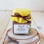 crema artigianale di giuggiole al cioccolato e nocciole tostate