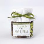 confettura di kiwi e mele Il poggio del picchio