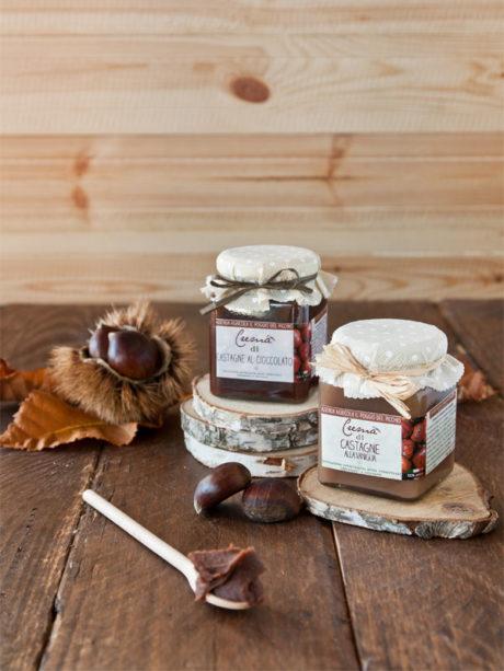 crema-di-castagne artigianale – Il Poggio del Picchio