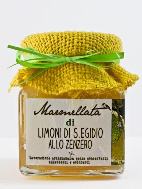 marmellata artigianale di limoni allo zenzero Il Poggio del Picchio