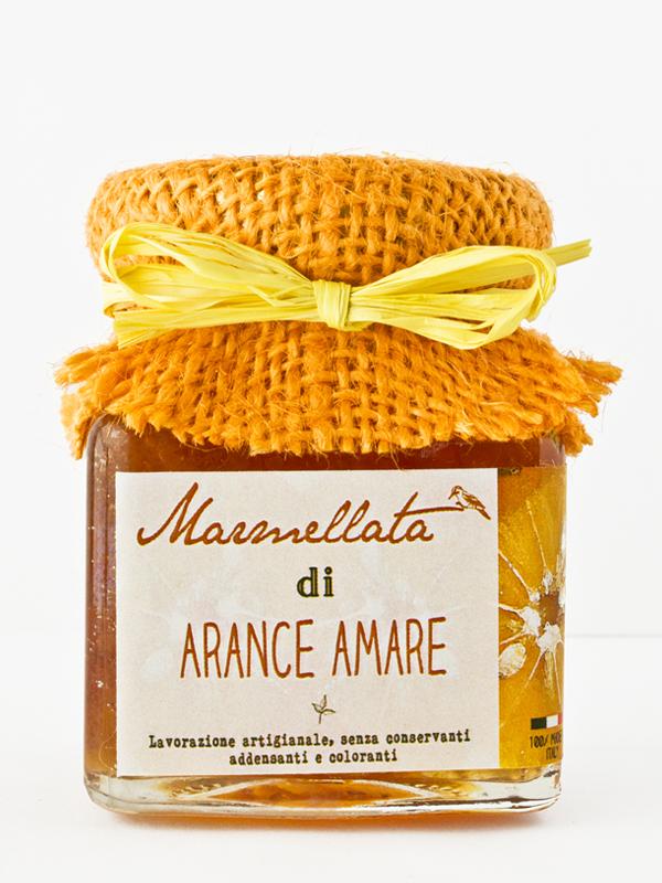 marmellata di arance amare - Il Poggio del Picchio