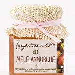 confettura extra di mele annurche - Il Poggio del Picchio