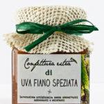 confettura extra di uva fiano speziata - Il Poggio del Picchio
