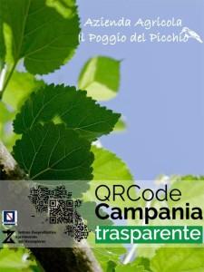 Il poggio del picchio aderisce al QRCode Campania - Il Poggio del Picchio