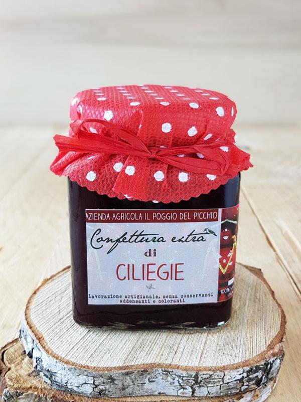 confettura-artigianale-extra-di-ciliegie-Il-Poggio-del-Picchio