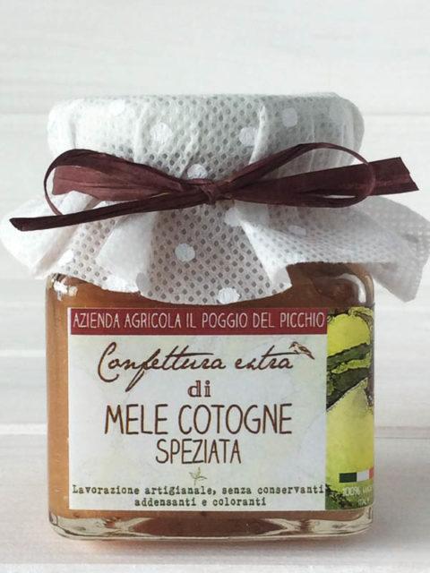 confettura extra di mele cotogne - Il Poggio del Picchio