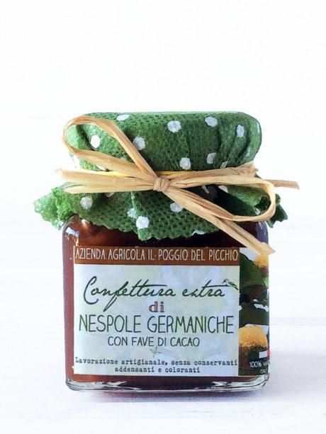 nespole germaniche con le fave di cacao – Il Poggio del Picchio