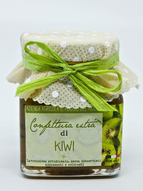 confettura extra di Kiwi artigianale- Il Poggio del Picchio