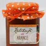 ketchup artigianale di arance Il Poggio del Picchio