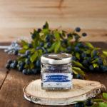 sale marino integrale artigianale aromatizzato al mirto - il poggio del picchio
