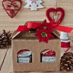 Il Poggio del Picchio - Confezione regalo Natale 2017 scatola 2 confetture