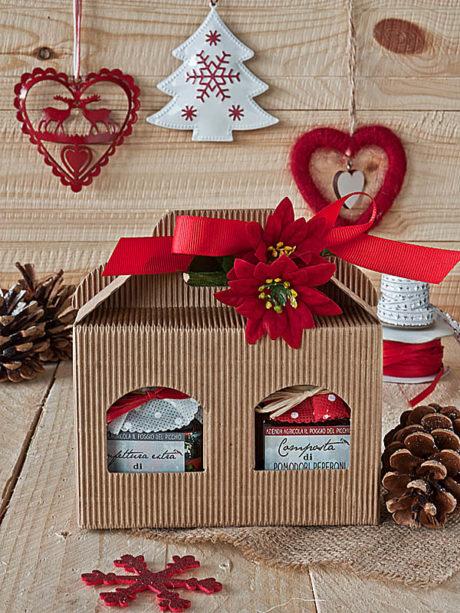 Il Poggio del Picchio – Confezione regalo Natale 2017