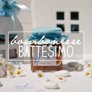 bomboniere gastronomiche Il Poggio del Picchio battesimo